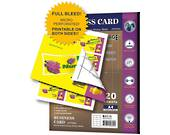 Gloss Card Paper, 200gsm (20sheets)