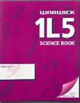 1L5 Science Book 7mm Ruled, 72 Pages
