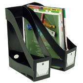 Marbig Enviro Magazine Holders, Black