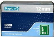 140/12 Heavy Duty Rapid Staples, Box Of 5000