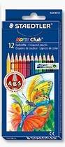 Noris Club Colour Pencils Full Length, Pack of 12