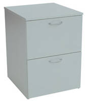 2Drawer Mobile, 2 File Drawers