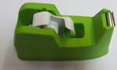 Neon Office Tape Dispenser Green