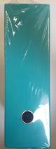 PVC Magazine Files Turquoise Green