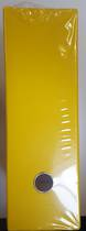 PVC Magazine Files Yellow