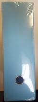 PVC Magazine Files Light Blue