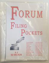 A4  Copy Safe Pockets, 50 micron, Pack Of 100