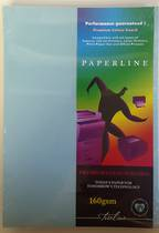 A4 Pastel Coloured Office Paper, 160gsm, 100sheets, Blue