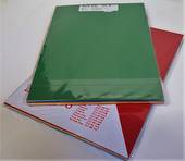 A4 Coloured Paper, 80gsm, 100 Sheets, Assorted pack