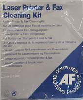 AF Laser Printer and Fax cleaning kit