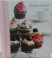 Recipe Journal, Cupcakes