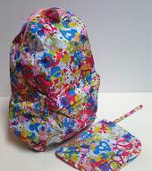 Back Pack with own pouch Twinkle Toes