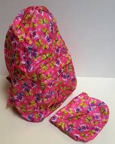 Back Pack with own pouch Butterfly Days