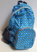 Funky Convertable Back Pack Polka Dots