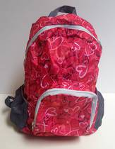 Funky Convertable Back Pack Hearts