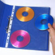 CD and DVD Pockets, A4 (10)