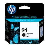 HP94 Inkjet Cartridges, Black