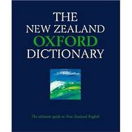 The New Zealand Oxford Dictionary