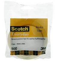 Scotch General Purpose Tape, 18mmx66m