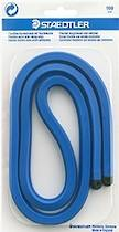 Staedtler Flexible Curve, Blue, 900mm