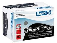 73/12 Super Strong Rapid Staples, Box Of 5000