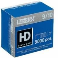 9/10 Heavy Duty Rapid Staples, Box Of 5000