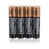 AAA Duracell Batteries, Pack Of 4