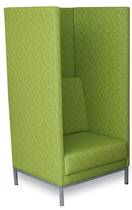 Bling Booth Chair 800 L x 750D, x 1500H