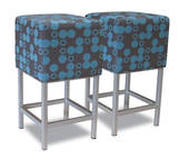 Craze Bar Stool 380 mm Square  x 700H