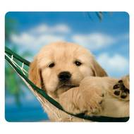 Fellowes Recycled Mouse Pads, Optical Puppy