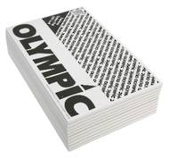 Foolscap Olympic Topless Pads, Ruled