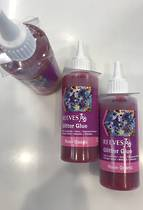 Reeves Glitter Glue, 100ml, Rose Quartz