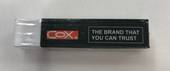E32 Cox Rubber Eraser,  55mm x 10mm