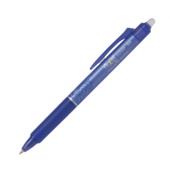 Pilot Frixion Ball Clicker Erasable Pens, Blue