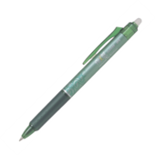 Pilot Frixion Ball Clicker Erasable Pens, Green