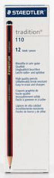 Staedtler Tradition HB Pencils, Box of 12