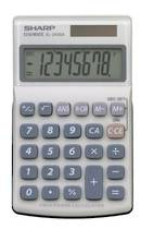 Sharp Calculator, EL240SAB