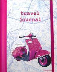 Travel Journal, Pink