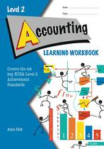 NCEA Level 2  Workbook , Accounting (Anne Dick)
