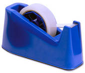 Comix Office Small Tape Dispenser, Blue