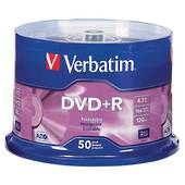 DVD+R, Spindle of 50