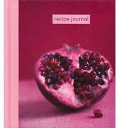 Recipe Journal, Pomegranate