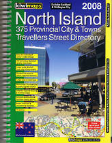 North Island Cities and Provincial Towns