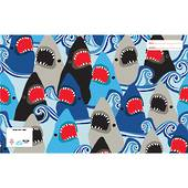 Spencil Slip on Book Covers, 1B5 , Sharks