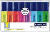 Staedtler Textsurfer Classic, Office Highlighters, Pack of 8