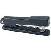 Cox SM180, Metal Stapler, Full Strip, Black