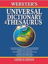 Websters Universal Dictionary And Thesaurus